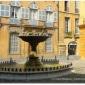 Place d'Albertas à Aix-en-Provence construite entre 1742 et 1745.