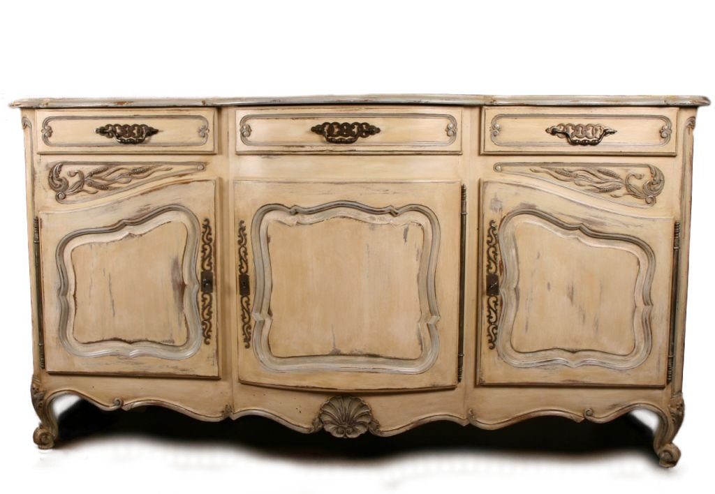Superb French Provincial Buffet