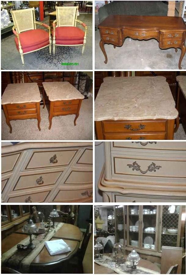 French provincial bedroom furniture sets for kids