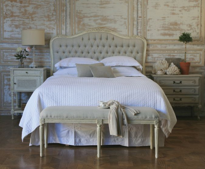 french headboard king  headboard designs, Headboard designs