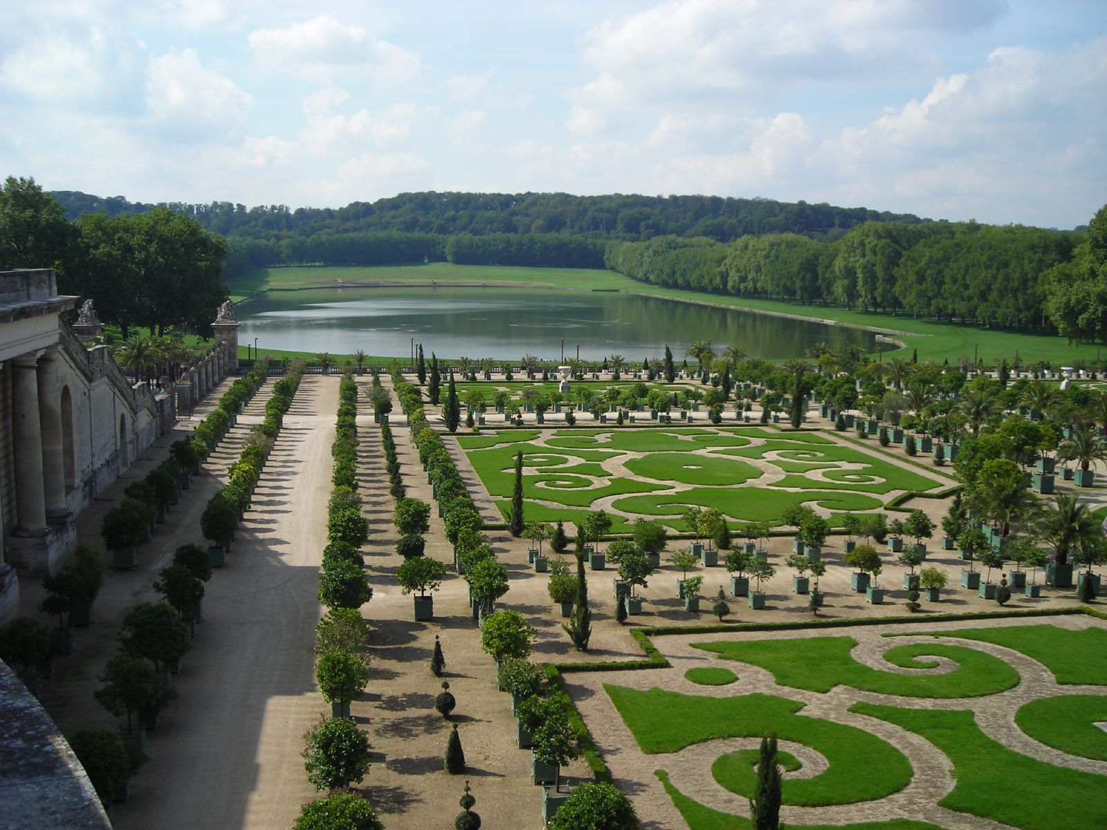 Versailles Paris Garden Gardens of Versailles France