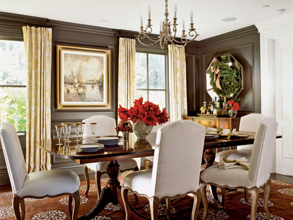 Impressive Dark Brown Dining Room Walls 600 x 450 · 83 kB · jpeg