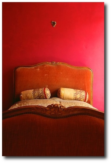 French Headboard Featured on Bob Vila
