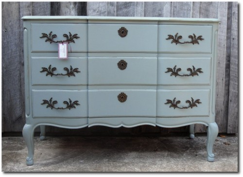 This French Provincial Dresser made by Kittinger is from Sharon at Fabulous Finds in Vienna, VA