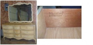 Huntley by Thomasville French Provincial Dresser