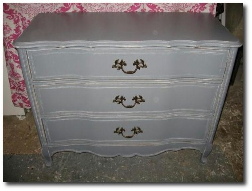 French-Blue-Dresser