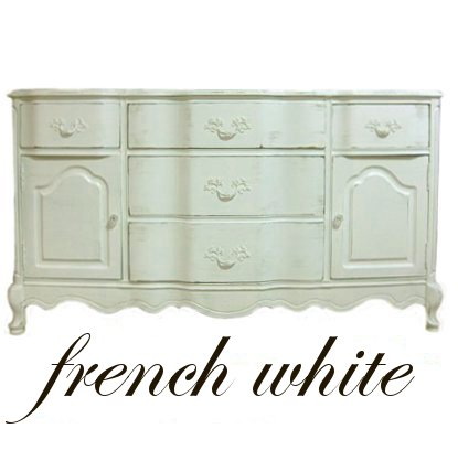 How To Paint French Provincial Furniture A Perfect White