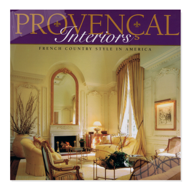 Book Review: Provencal Interiors By Betty Lou Phillips