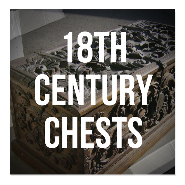 Reproduction French 18th Century Chests
