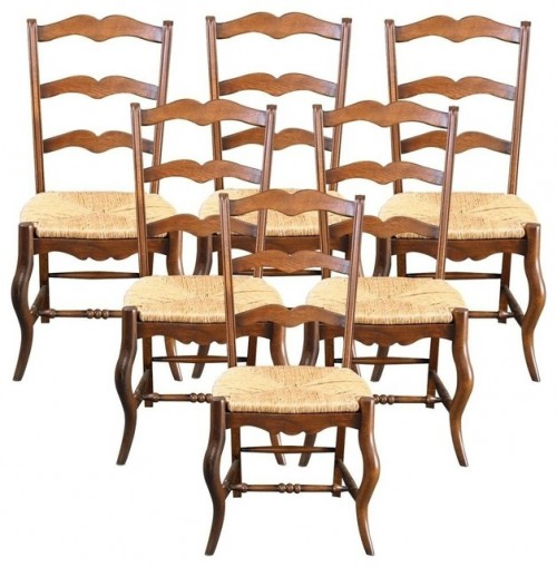 French Rush Dining Chairs