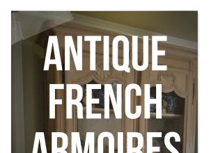 Antique French Armoires