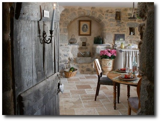 12 ways to bring the rustic french countryside into your home for French countryside house