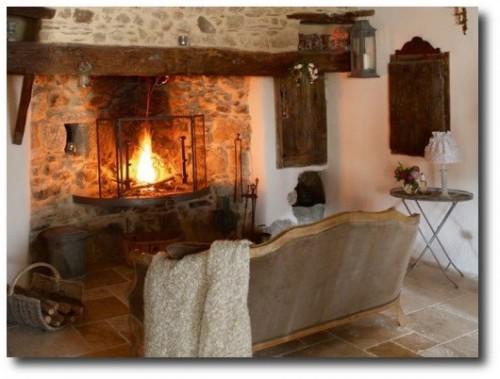 Stone Decorating French Provence Style
