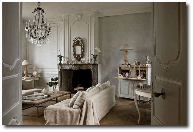 How To Recreate A 17th Century French Provence Chateau Look In Your Own  Home U2013 Part 1