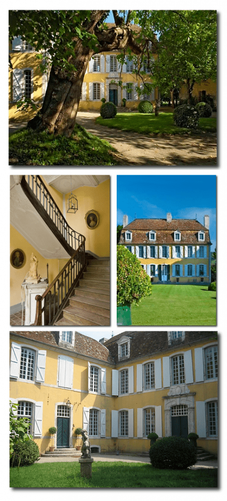 Mr Aurélien Deleuze and his wife, Pascale Own This Captivating Chateau in France
