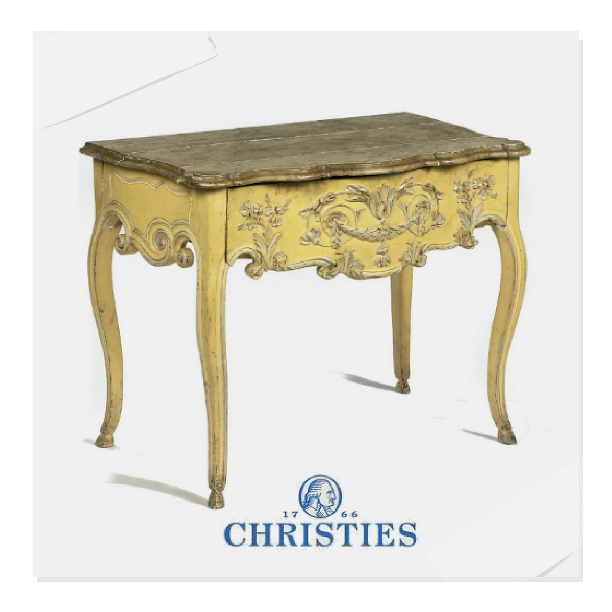 Looking For Ideas For Yellow Painted Furniture? -You Need To See This Piece!