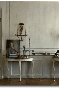 Aurélien Deleuze and his wife, Pascale's 17th Century French Country Home