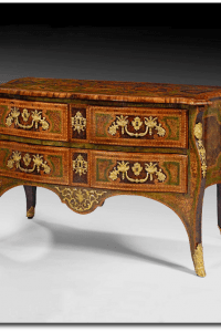 Pierre Hache Commode Louis XV Style