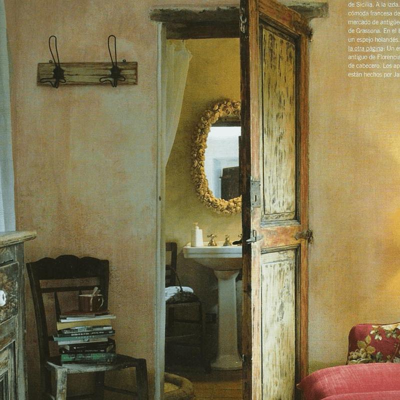 Tuscan Italian Looks -Beautiful Old World Decorating Ideas