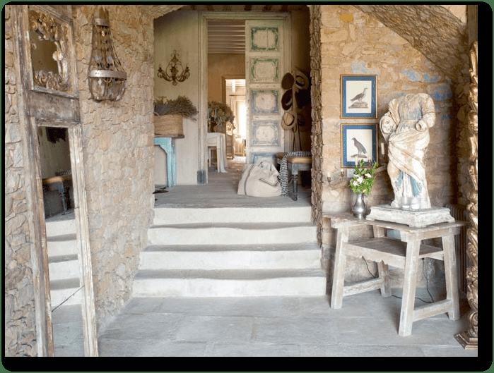 Old World French Farmhouse Catalonia Spain