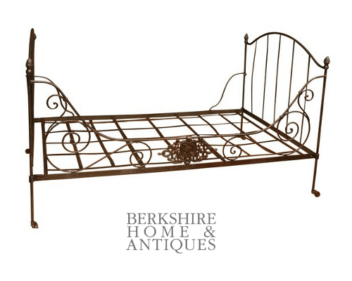French Iron Folding Daybed