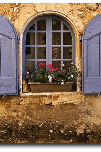 French Provence Design Using Planters