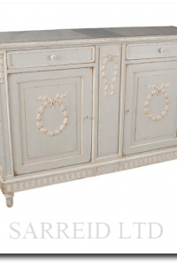 24032   Almost Lost Sideboard French Provence French Provincial Swedish Furniture