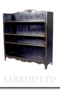 French Provence Furniture- French Provincial – Cedilla Bookcase