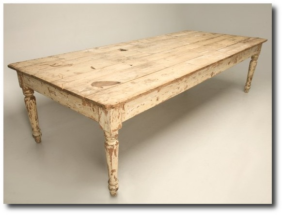 French Farmhouse Tables For The Country Home : Antique Farmhouse Table from thefrenchprovincialfurniture.com size 584 x 445 jpeg 38kB