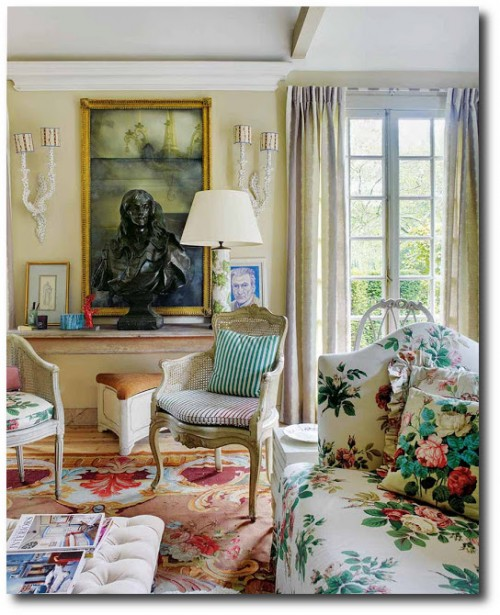 English Decorating, Old World Decorating, French Furniture, Country ...