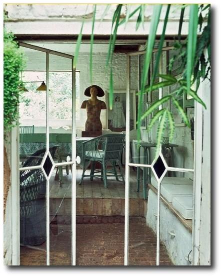 Old Farmhouse of Sculptor Yves Bosquet 5