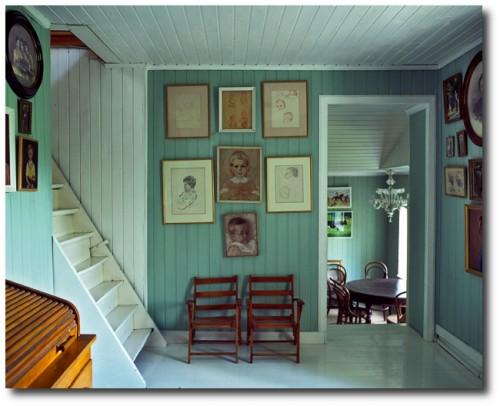 Old Farmhouse of Sculptor Yves Bosquet