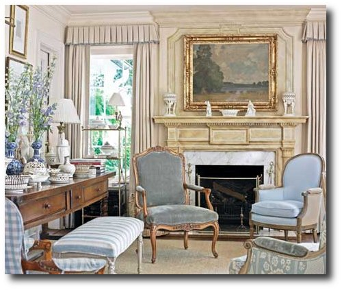 Dan carithers french provincial designs for Home style subscription