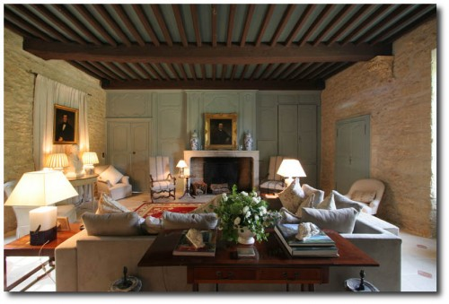 Classic French Interiors