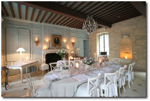 Classic French Styled Interiors