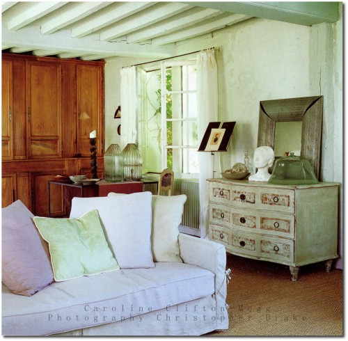 French Country Living By Caroline Clifton Mogg11