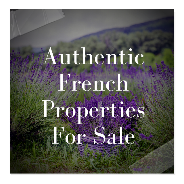 Authentic French Properties For Sale