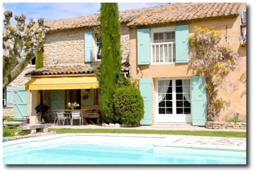 Provence Home With Views of Luberon