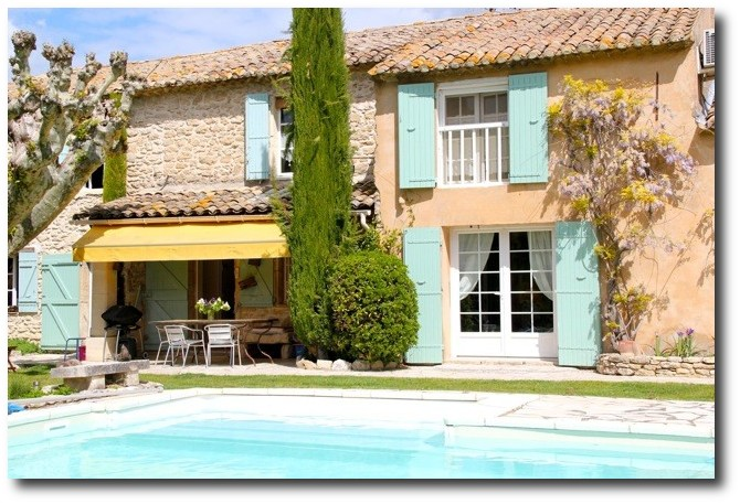 Authentic french properties for sale for Provence homes