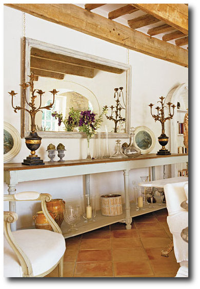 French Provence Style Decorating