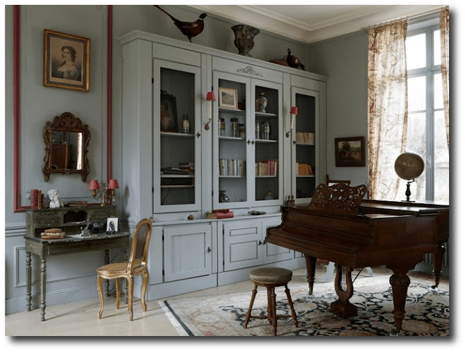 The Extra Room- 6 French Provence Decorating Ideas