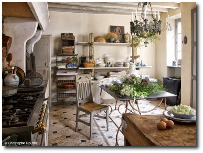 70 picture inspirations of french provence style interiors for Maison de provence decoration