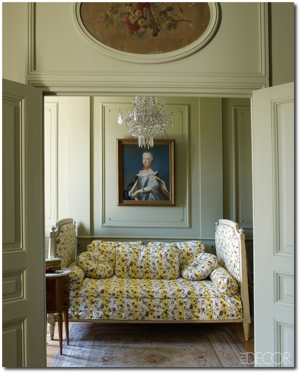 The extra room 6 french provence decorating ideas for Interieur provence