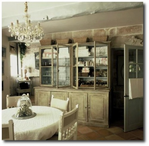 French Chateaux- - Atelier de campagne