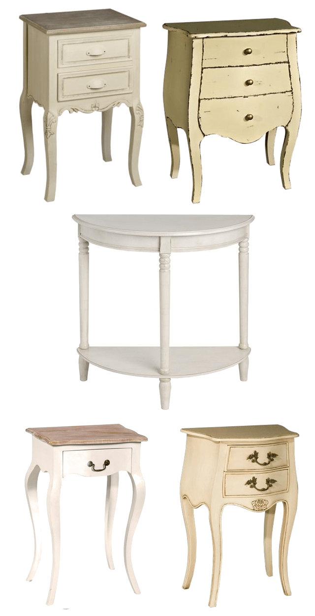 Painting french provincial furniture for French country furniture