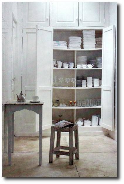Provence Style Stone Floors