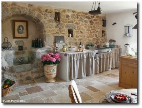 Old World French Provence Homes- maison-deco.com
