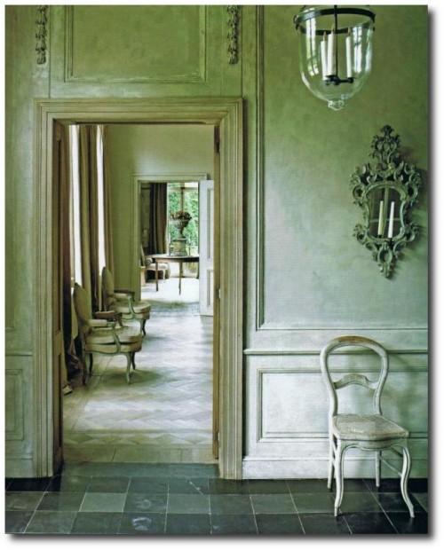 Belgian Villa Rozenhout.