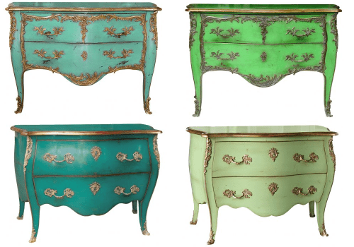 French Chests From Cote France
