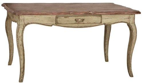 French Country Dining Table – Antique Reproduction Furniture from Laurel Crown